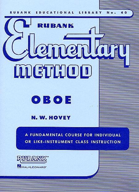 Rubank Elementary Method for Oboe