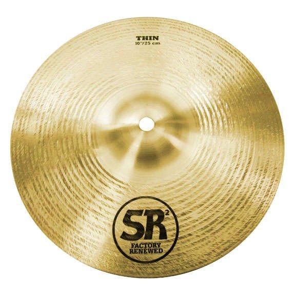 Sabian SR2 Thin 10 Splash Cymbal