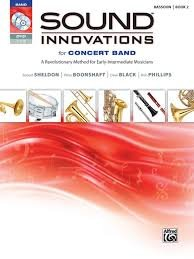 Sound Innovations for Concert Band Bassoon book 2