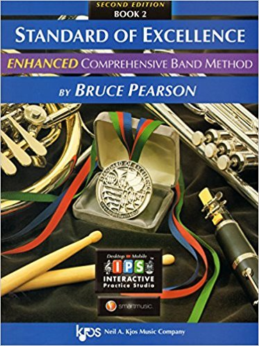 Standard of Excellence Tuba book 2 Enhanced