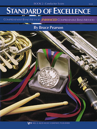 Standard of Excellence Conductor book 2