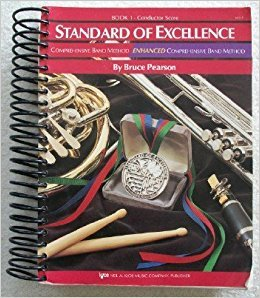 Standard of Excellence Conductor book 1