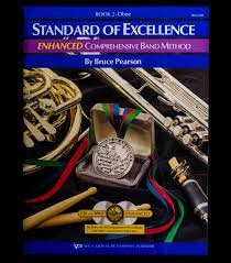 Standard of Excellence Oboe book 2 Enhanced