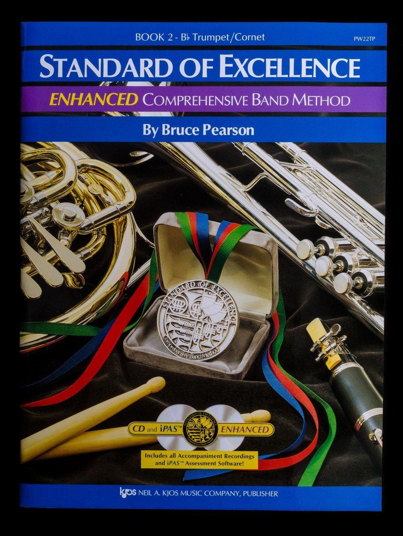 Standard of Excellence Trumpet book 2 Enhanced