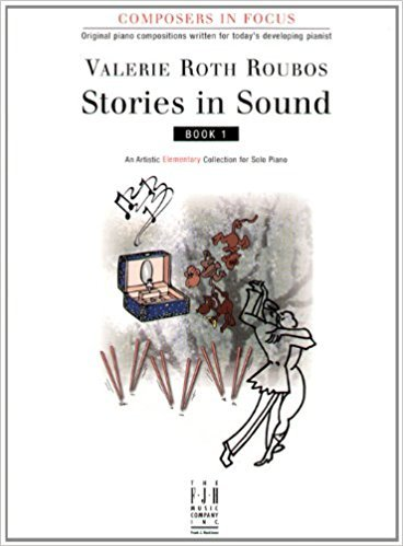 Stories in Sound book 1 by V. Roth Roubos