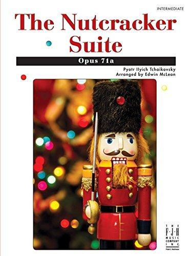The Nutcracker Suite Op 71a by I. Tchaikovsky arr by E. McLean