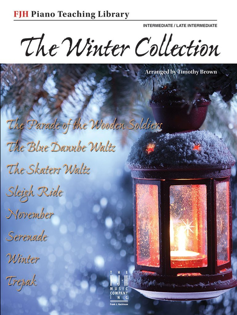The Winter Collection by T. Brown