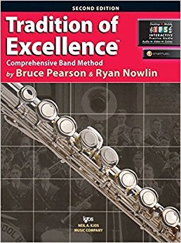 Tradition of Excellence Flute book 1