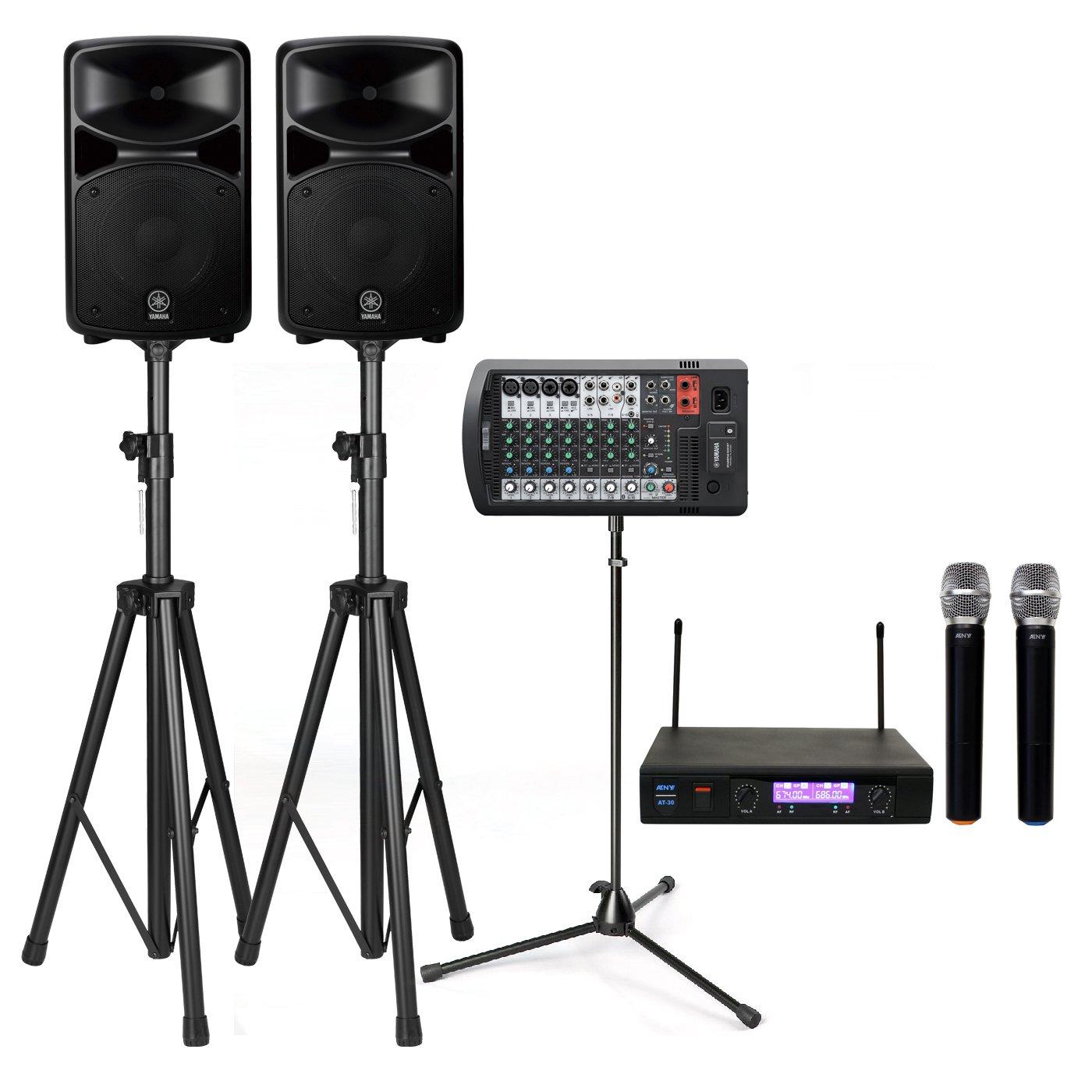 Yamaha STAGEPAS 600BT Stereo Powered Mixer