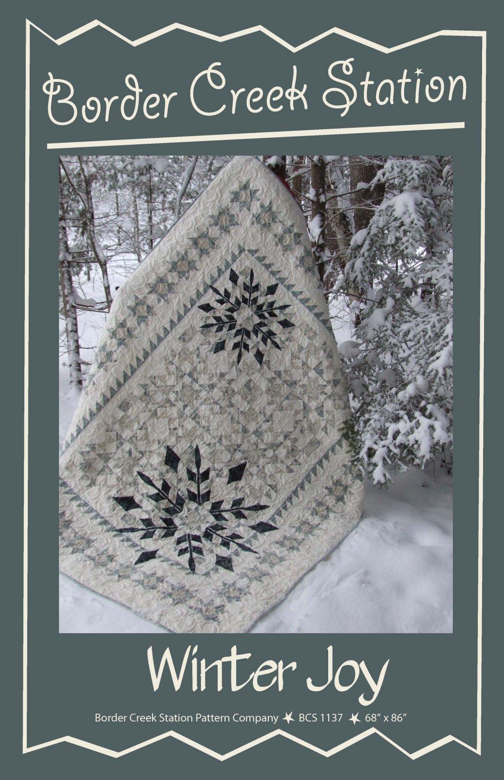 Winter Joy Pattern