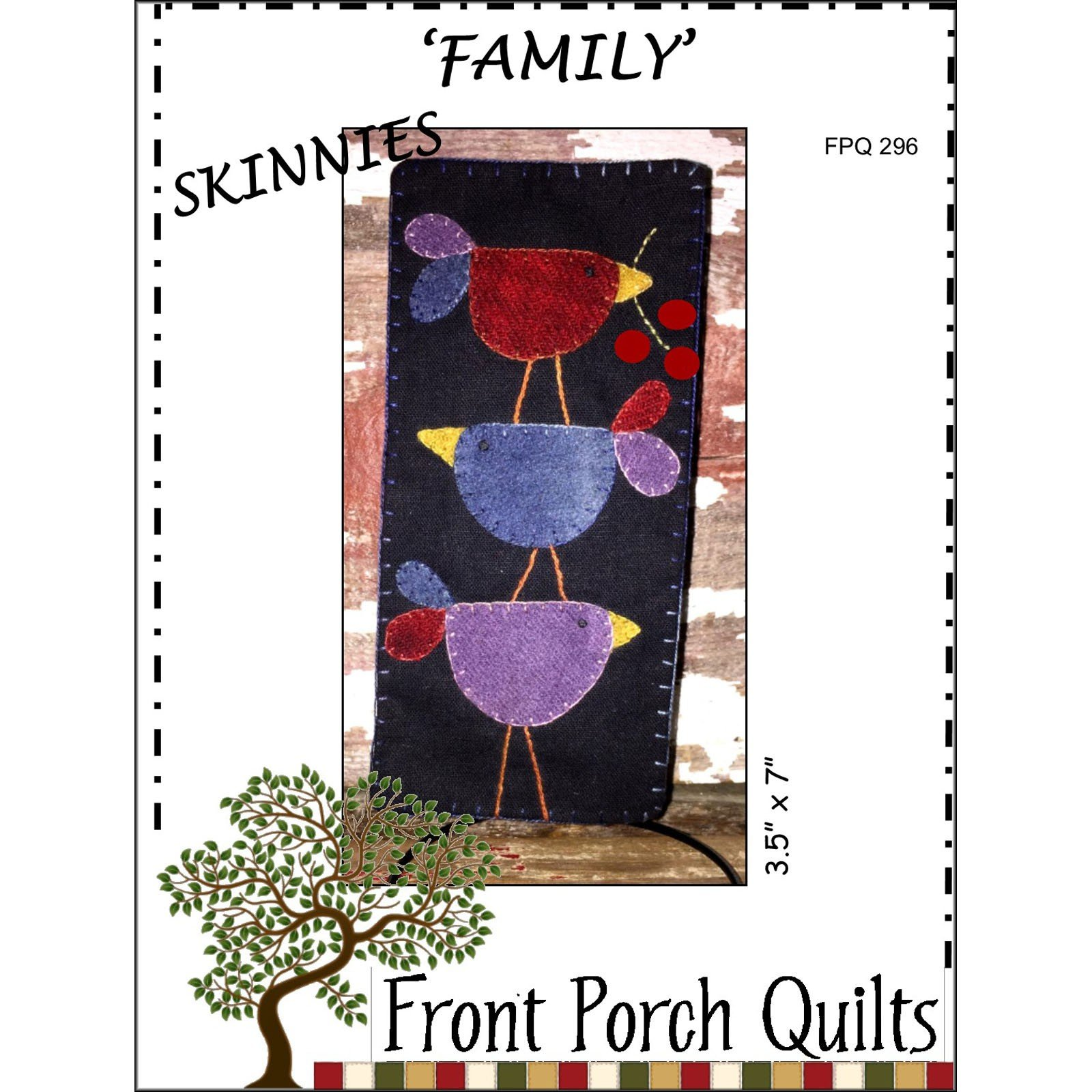 Family Skinney Kit - Wool