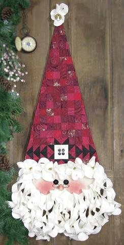 Neck tie Star Santa Claus Hanging