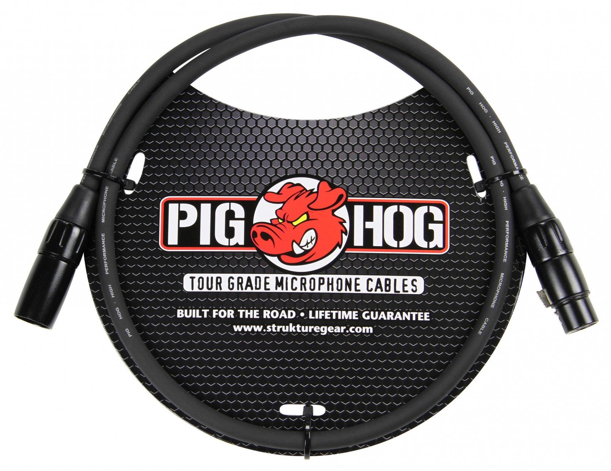 Pig Hog 3' XLR