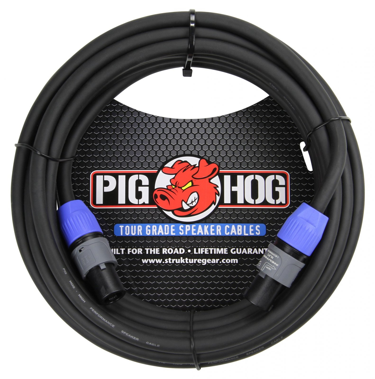 Pig Hog Speakon Cable 25'