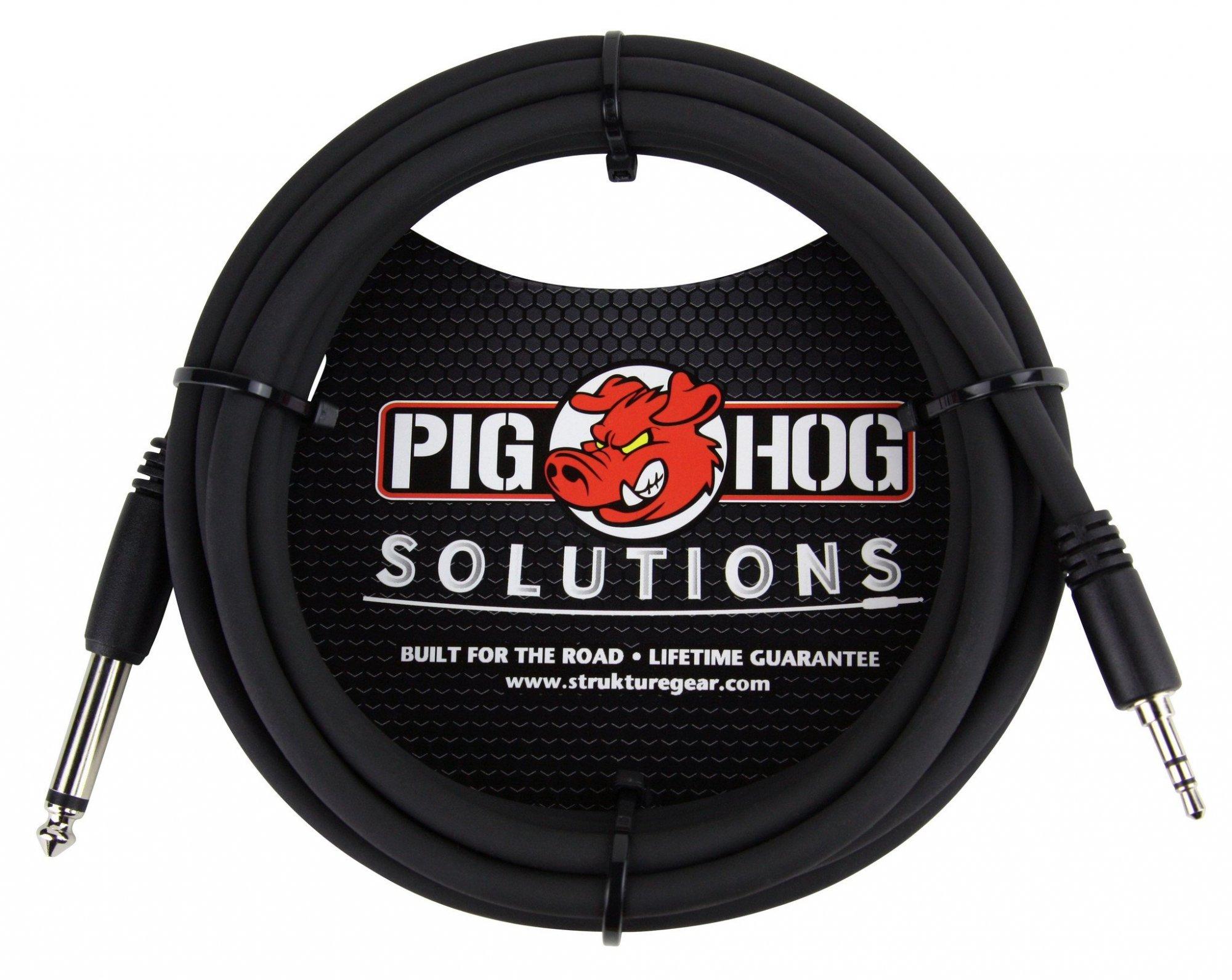 Pig Hog 3.5TRS-1/4TS