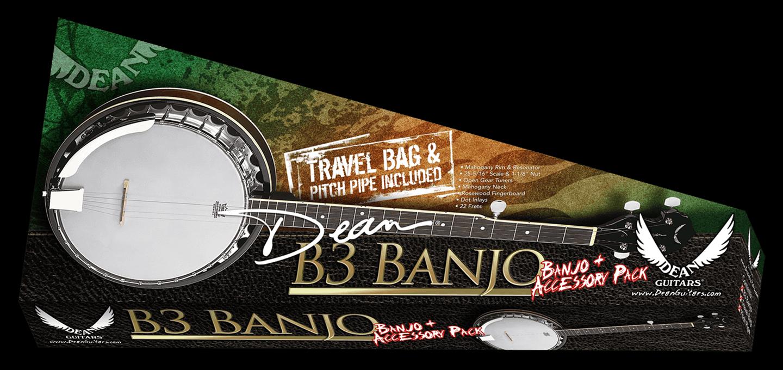 Dean Banjo Pk
