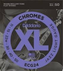 D'Addario  ECG24 Chromes