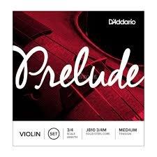 D'Addario Prelude J810 3/4sz
