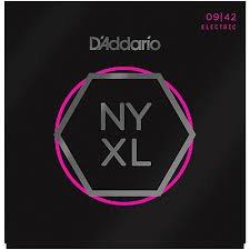 D'Addario NYXL 0942