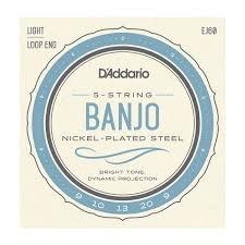 D'Addario  Banjo