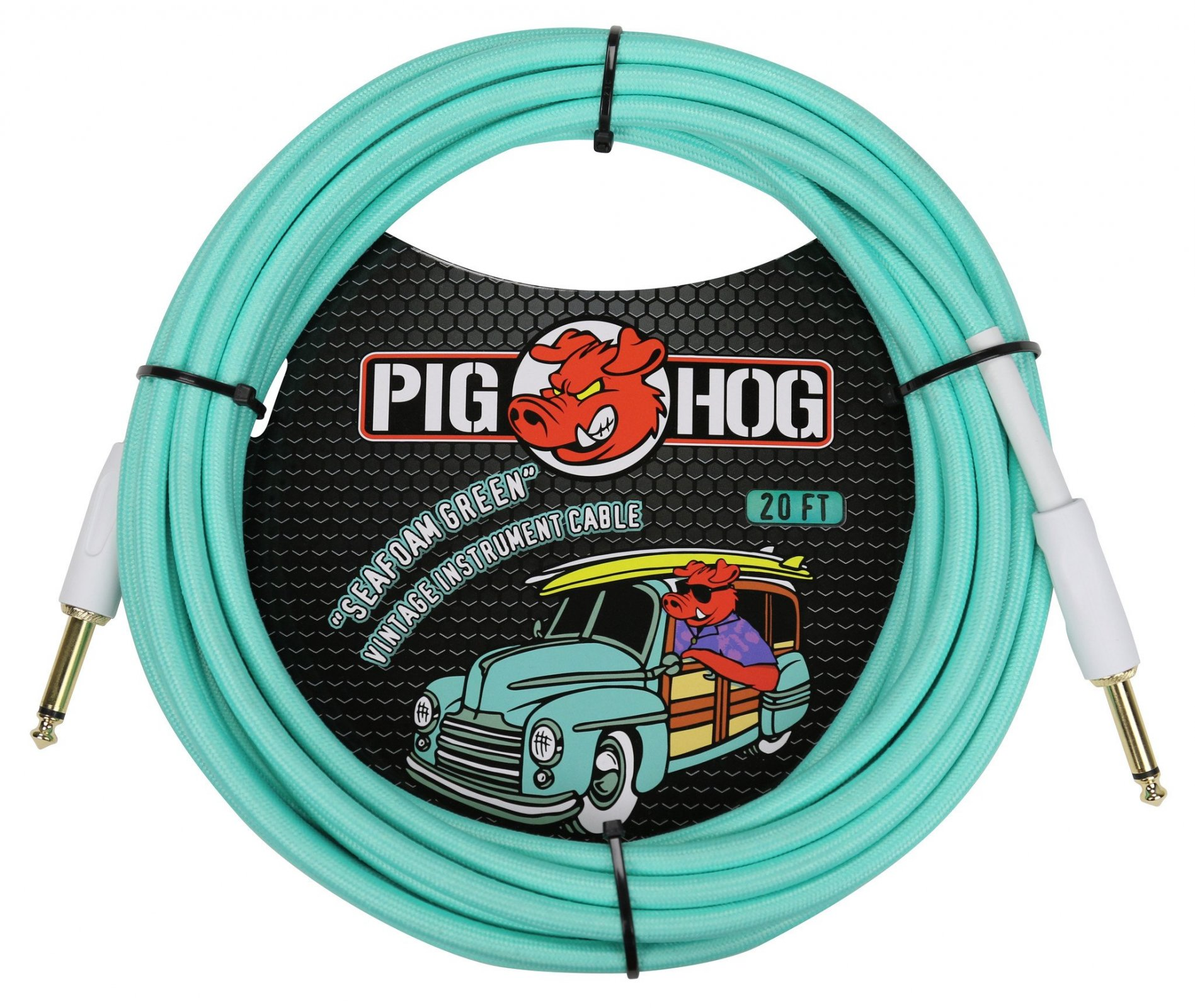 Pig Hog Instrument 20Ft