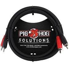 Pig Hog RCA/RCA 6Ft