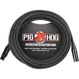 Pig Hog 20' XLR