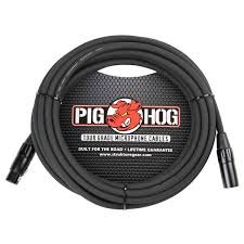Pig Hog 6' XLR