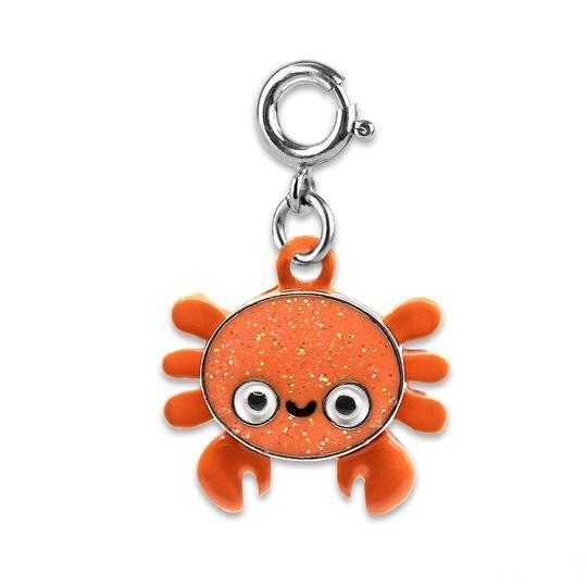 Charm It - Glitter Crab