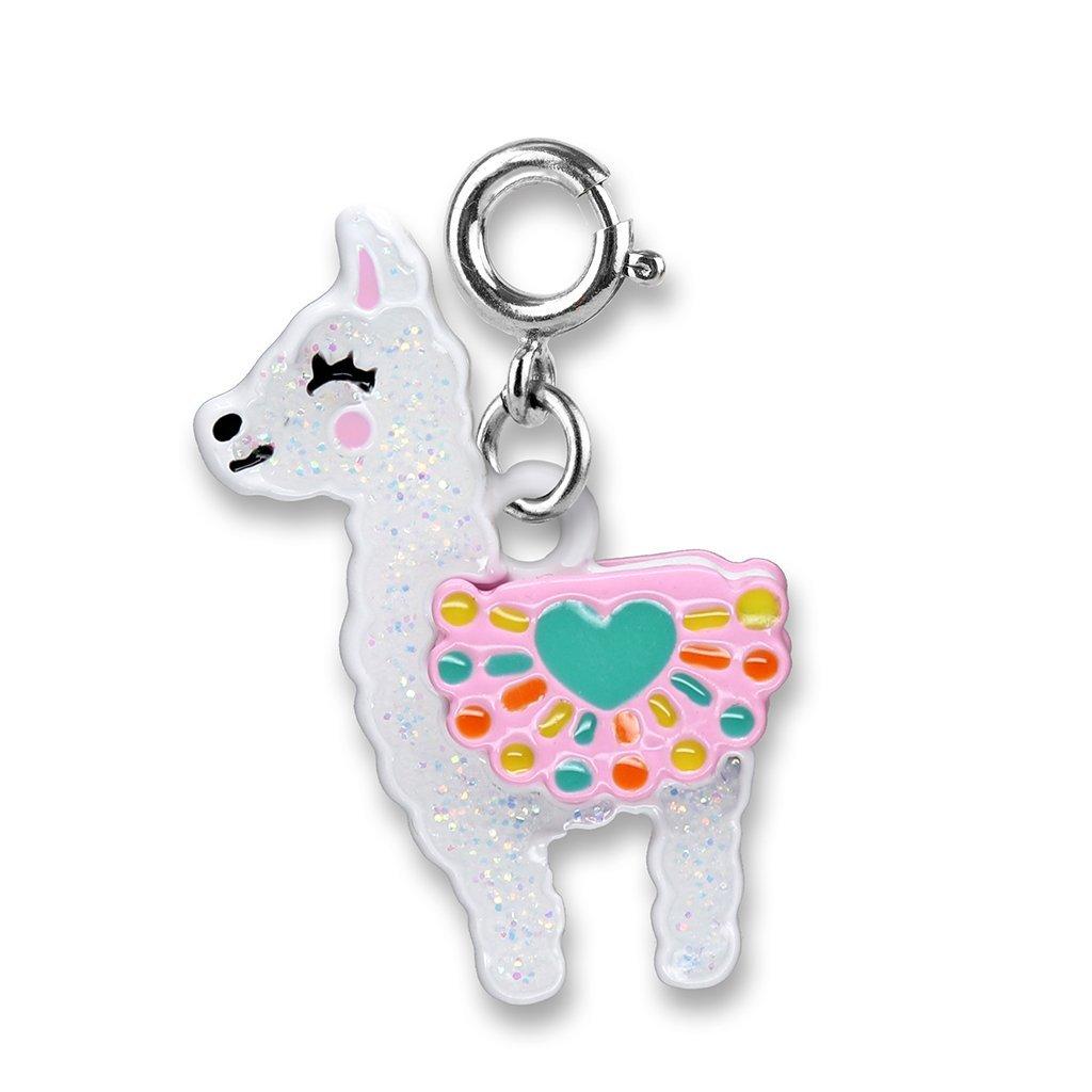 Charm It - Glitter Llama