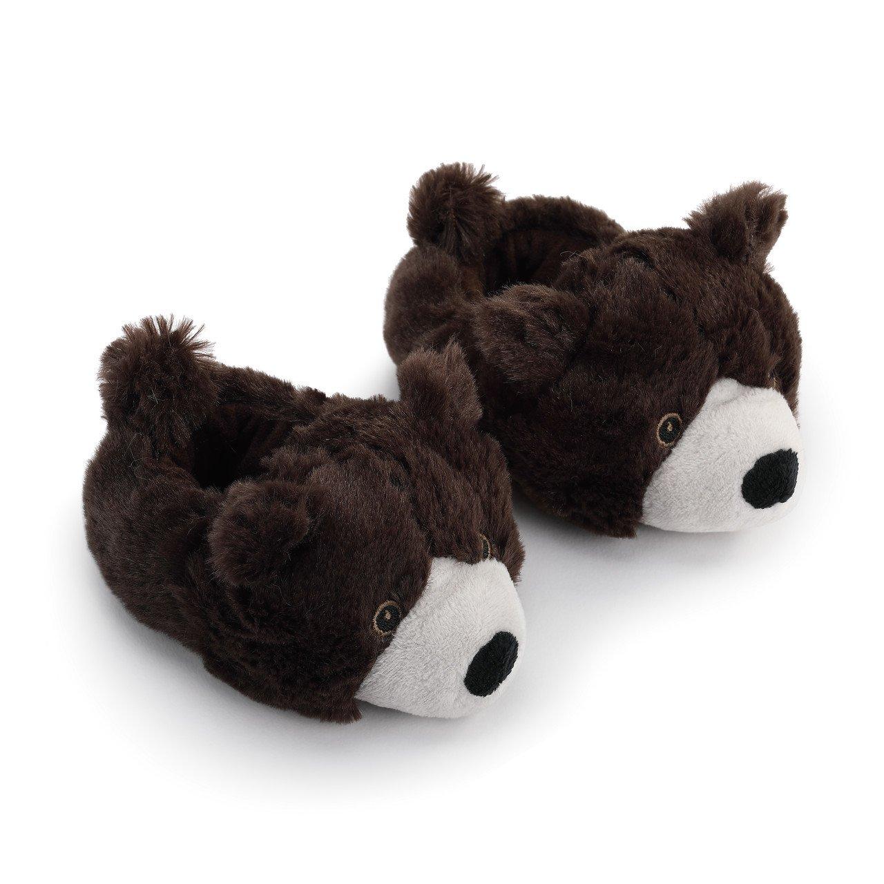 Demdaco Black Bear Booties