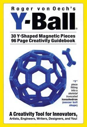 Creative Whacks Y-Ball - Blue