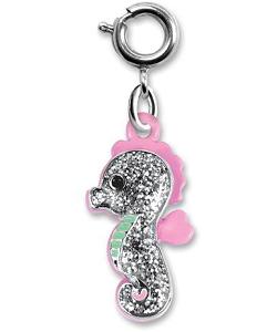 Charm It - Glitter Seahorse