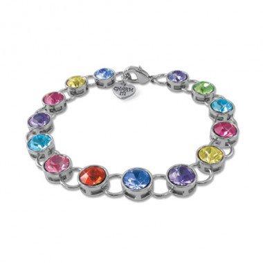 Charm It - Jewel Link Bracelet