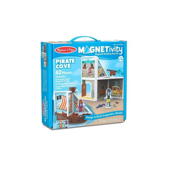Melissa and Doug Magnetivity Pirate Cove