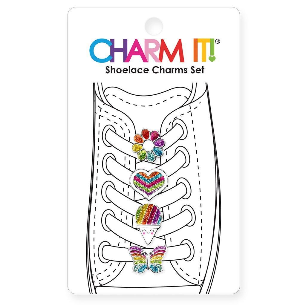 Charm It - Rainbow Shoelace Party Set