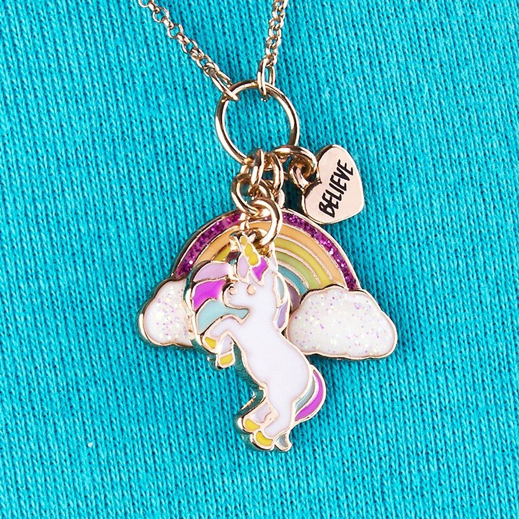 Charm It - Unicorn Necklace