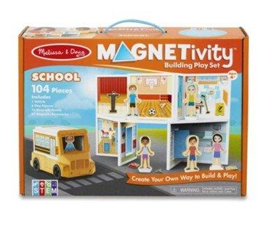 Melissa and Doug Magnetivity School
