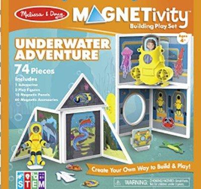 Melissa and Doug Magnetivity Underwater Adventure
