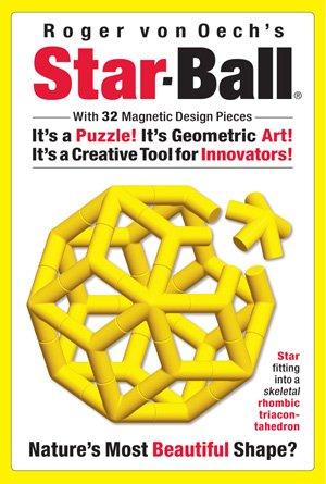 Creative Whacks Star Ball - Yellow