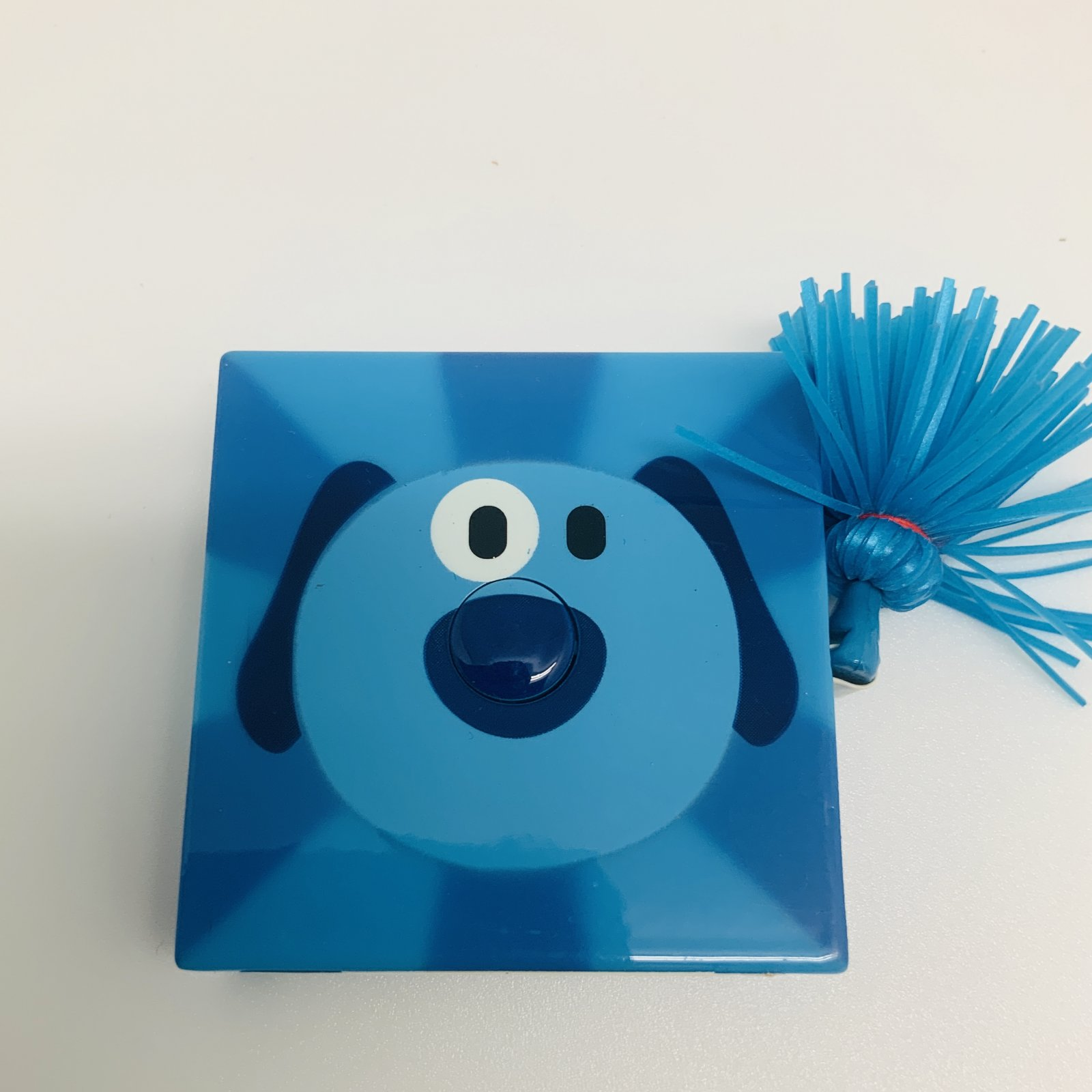 Animal Tape Measure Blue Dog *