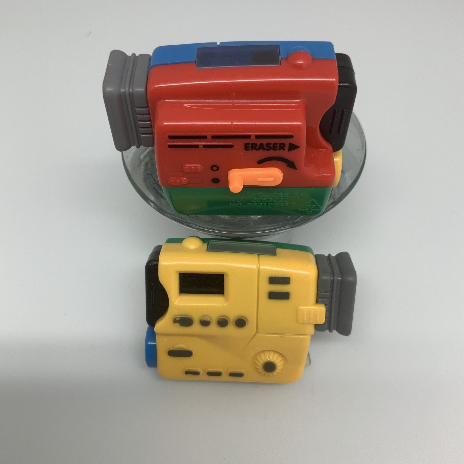 Video Camera Pencil Sharpener