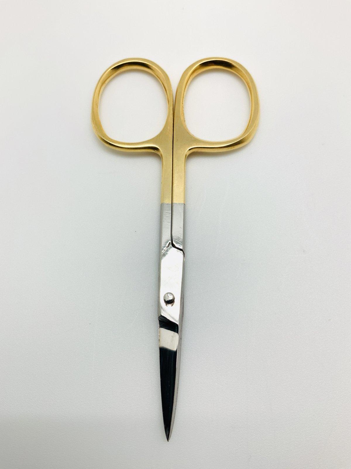 Two tone scissors