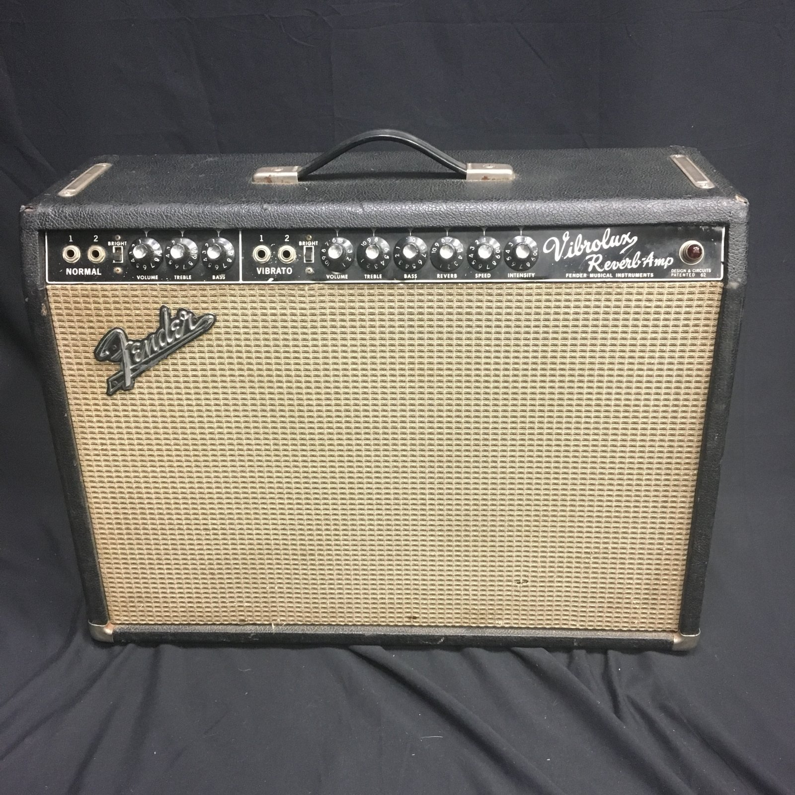 Used 1966 Fender Vibrolux