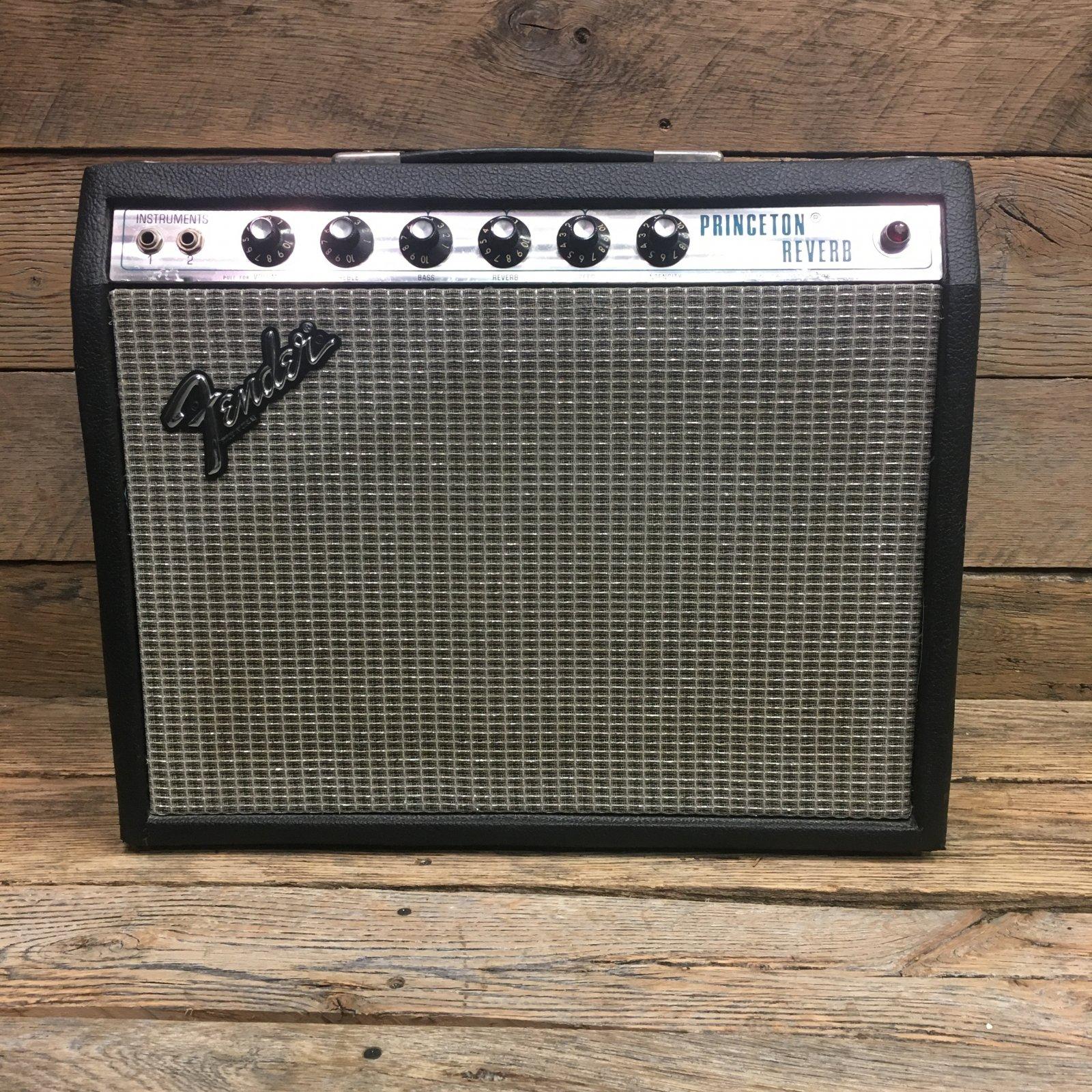Used 1978 Fender Princeton Reverb