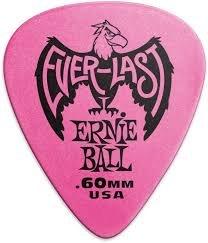 Ernie Ball Picks Everlast .60