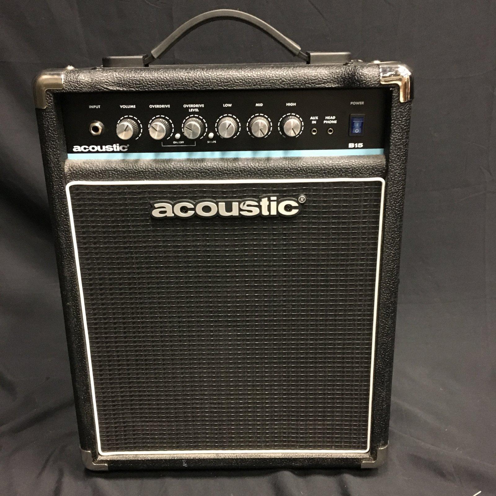 Used Acoustic B15