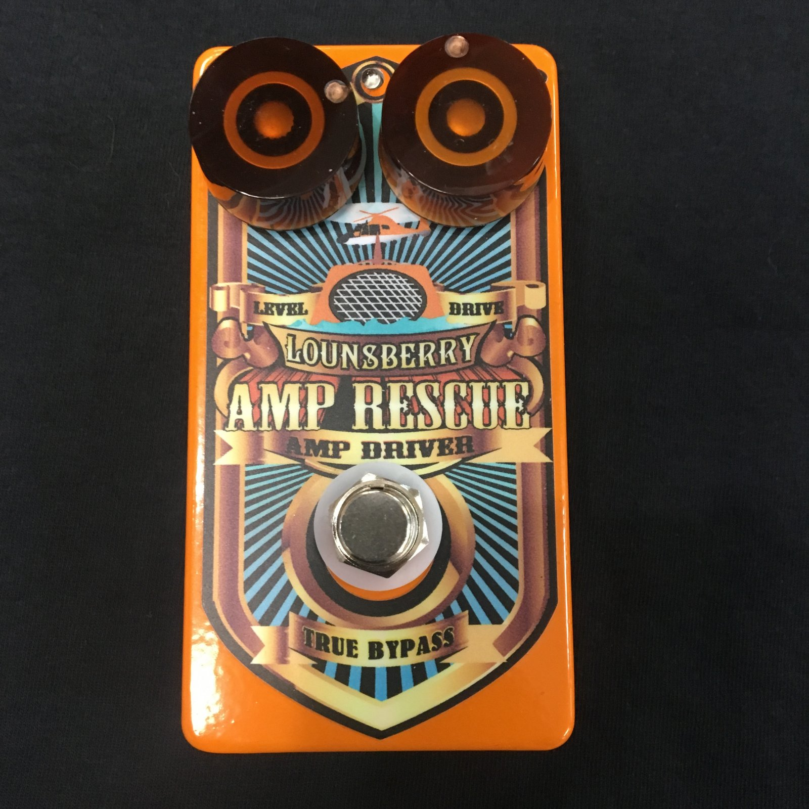 Lounsberry Amp Rescue