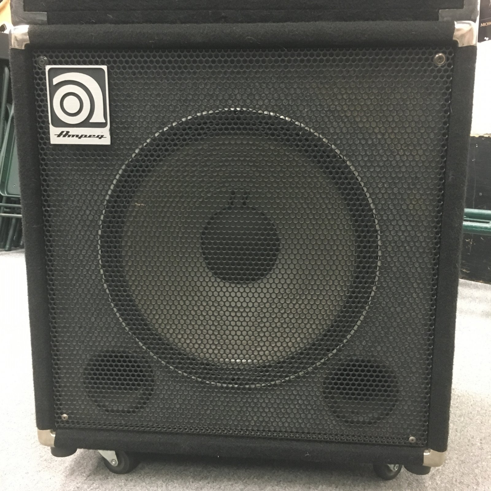 Used Ampeg BSE115 With JBL