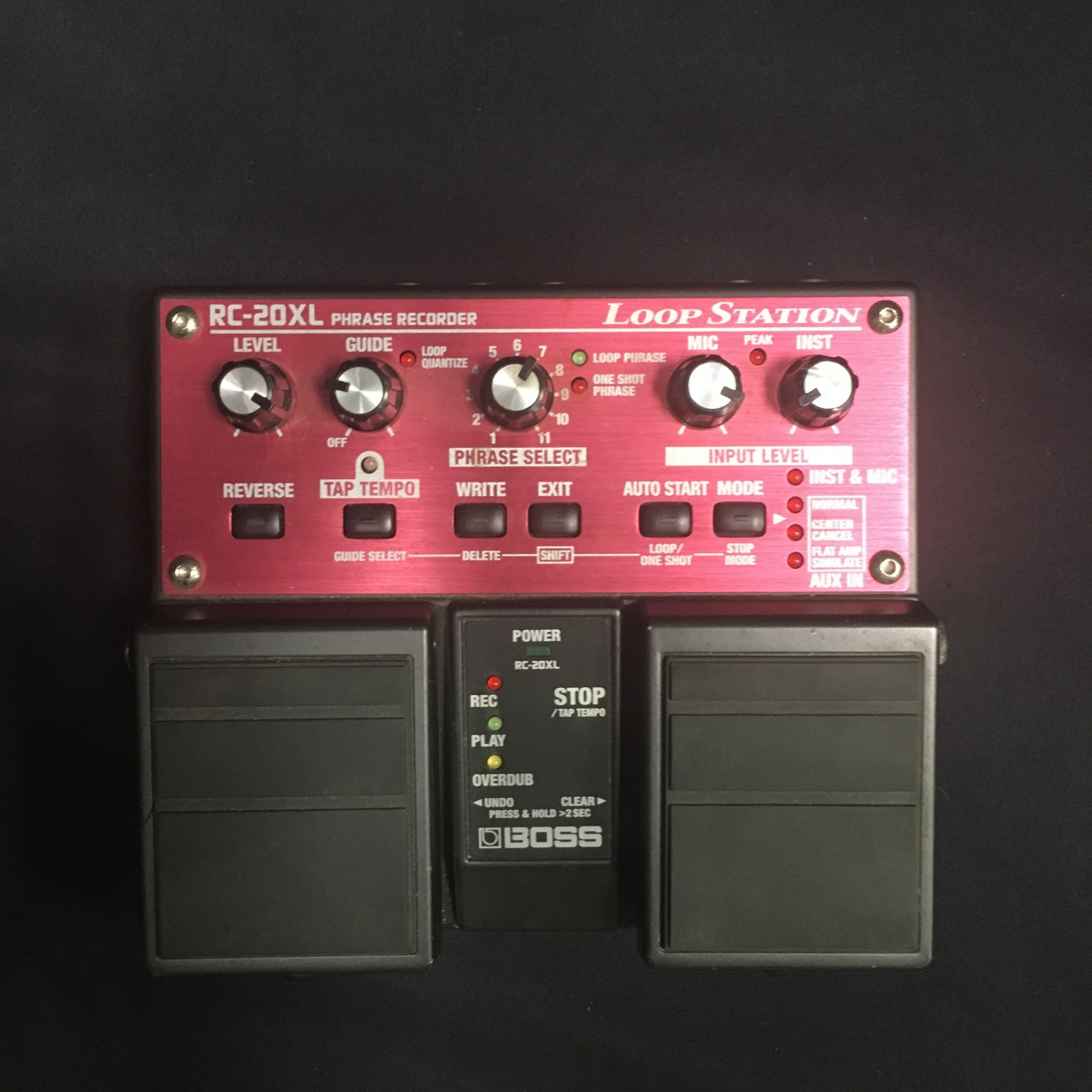 Used Boss RC20XL